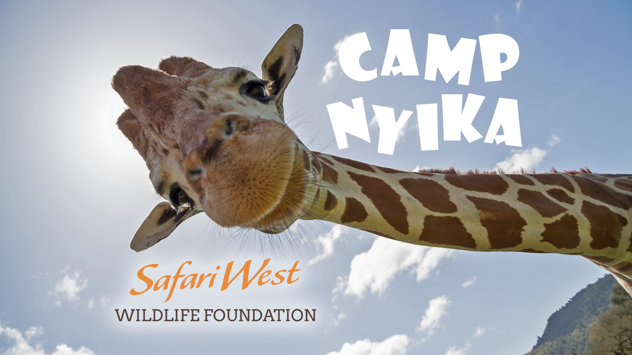 Safari West Animal Foundation Camp Nyika
