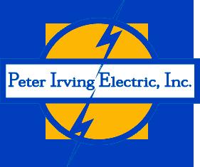 Peter Irving Electric, Inc. Logo
