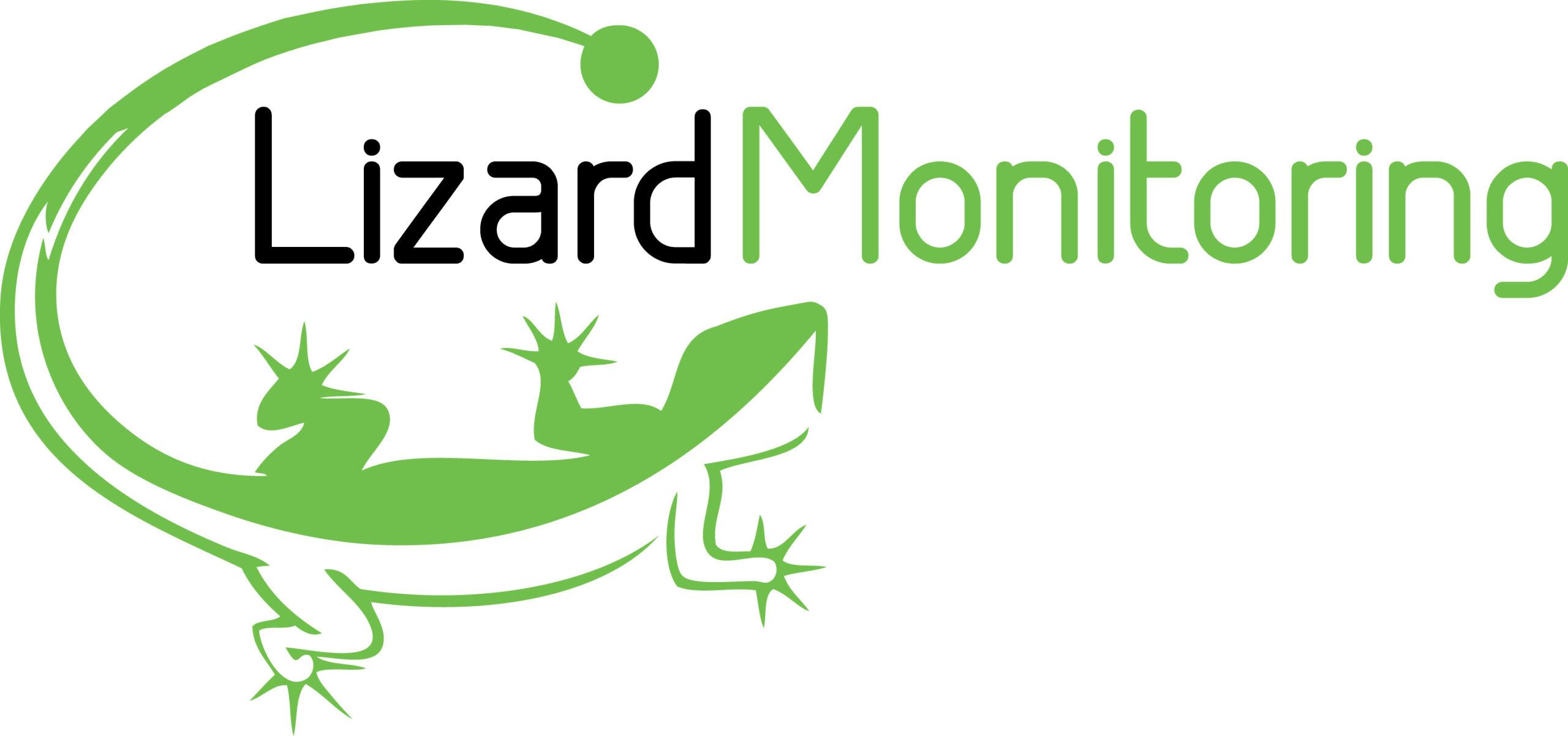 Lizard Monitoring Logo